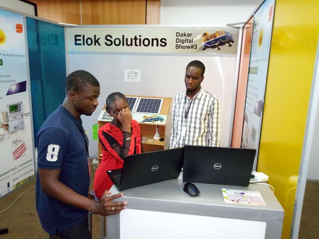 Dakar Digital Show